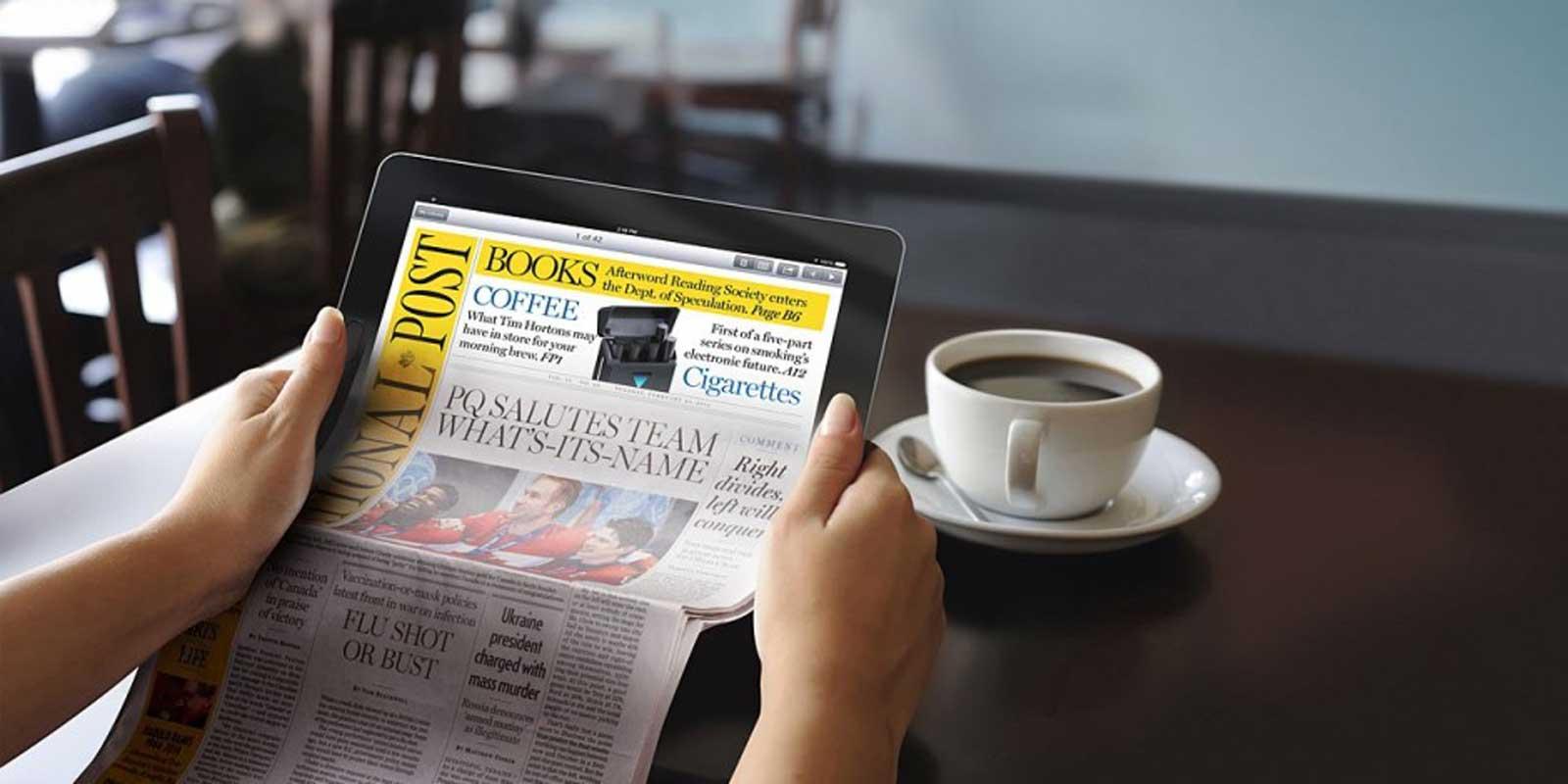 Digitale Nyheter